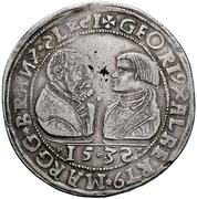 1 Guldengroschen – obverse