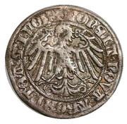 ½ Schilling - Friedrich IV (Schwabach) – reverse