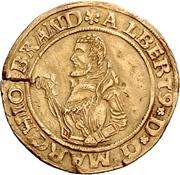 1 Goldgulden - Albrecht the Young – obverse