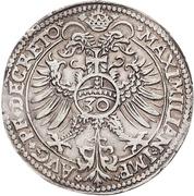 ½ Guldenthaler - Georg Friedrich I. – reverse