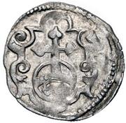 1 Dreier - Georg Friedrich I. – reverse