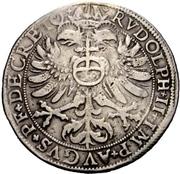 1 Guldenthaler - Georg Friedrich I. – reverse