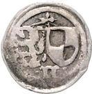 1 Pfennig - Johann III. und Friedrich VI. – obverse