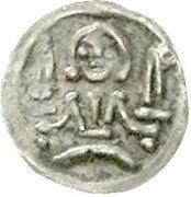 1 Obol - Otto IV. (Spandau) – obverse