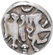 1 Denar - Albrecht III. – obverse