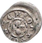 1 Denar - Otto IV. – obverse