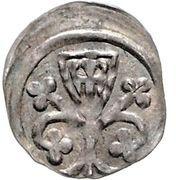1 Denar - Otto IV. – reverse