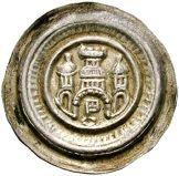1 Brakteat - Otto II. (Salzwedel) – obverse