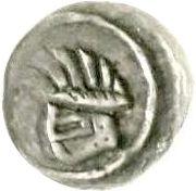 1 Obol - Otto IV. (Spandau) – reverse