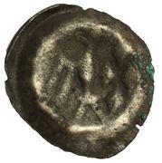 1 Hohlpfennig - Friedrich II., der Eiserne (Stendal) – obverse