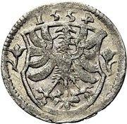1 Dreier - Joachim II Hector – obverse