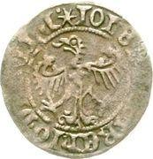 1 Halbgroschen - Johann Cicero (Frankfurt and der Oder) – obverse