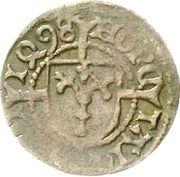 1 Halbgroschen - Johann Cicero (Frankfurt and der Oder) – reverse