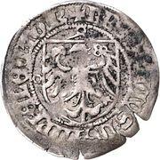 1 Groschen - Friedrich II. der Eiserne (Havelberg) – reverse