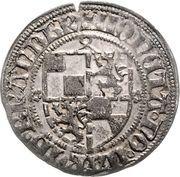 1 Groschen - Friedrich II der Eiserne (Brandenburg) – obverse