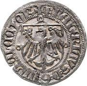 1 Groschen - Friedrich II der Eiserne (Brandenburg) – reverse