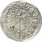 1 Groschen - Johann Cicero (Frankfurt and der Oder) – obverse