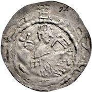 1 Pfennig - Przibislaw Heinrich – obverse