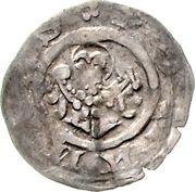 1 Pfennig - Johann V. der Erlauchte – obverse