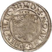 ¼ Thaler - Joachim I. – reverse