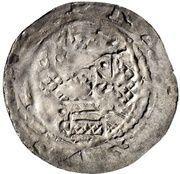 1 Pfennig - Przibislaw Heinrich – reverse