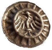 1 Hohlpfennig - Friedrich II. der Eiserne – obverse