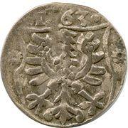3 Pfennig - Joachim II. Hector – obverse