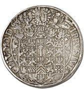2 Thaler - Johann Sigismund – reverse