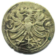 3 Pfennig - Joachim II Hector – obverse