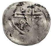 1 Denar - Otto IV. and Otto V. – reverse