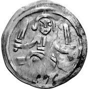 1 Denar - Otto IV. and Otto V. – obverse