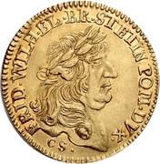 2 Ducat - Friedrich Wilhelm – obverse