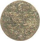 6 Pfennig - Friedrich Wilhelm – reverse