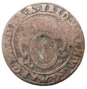 6 Pfennig - Friedrich Wilhelm – obverse