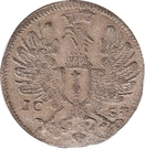 6 Pfennig - Friedrich III (Magdeburg Mint) – obverse