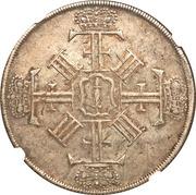 1 Thaler - Friedrich Wilhelm III (Albertustaler) – reverse