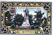 25 Pfennig (Friesack) – reverse