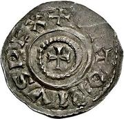 1 Pfennig - Hermann I. – obverse