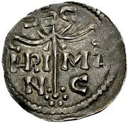 1 Pfennig - Hermann I. – reverse