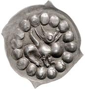 1 Pfennig - Rudolf IV. von Habsburg (Breisach) – obverse
