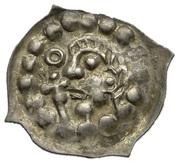 1 Pfennig - Egino IV. and Egino V. – obverse