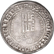 4 Grote - Johann III. Rode von Wale (Bremen) – reverse