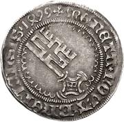 4 Grote - Johann III von Rode (Bremen) – reverse