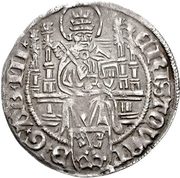 4 Grote - Christoph von Braunschweig – obverse