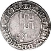 4 Grote - Christoph von Braunschweig – reverse