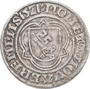 1 Groten - Christoph von Braunschweig – reverse