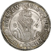 1 Thaler - Heinrich III. von Sachsen-Lauenburg – obverse