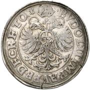 1 Thaler - Heinrich III. von Sachsen-Lauenburg – reverse