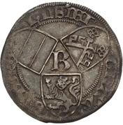 1 Doppelgroten - Heinrich II. von Schwarzburg – obverse