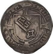 1 Doppelgroten - Heinrich II. von Schwarzburg – reverse